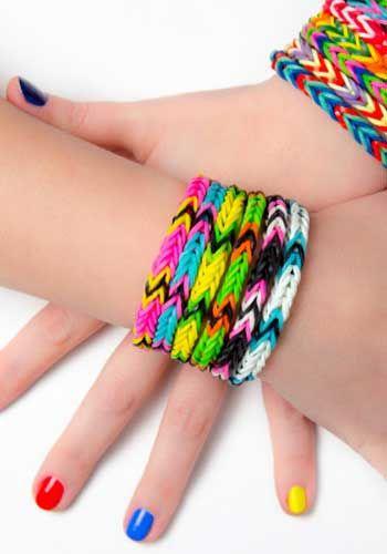 Loom bands, i braccialetti di gomma sono pericolosi: Foto - Di•Lei - Donne