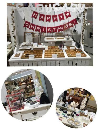 ◆クリスマスディスプレイ◆ 12月に入りクリスマスももうすぐですね☆ 店内もクリスマスっぽくなってます♪