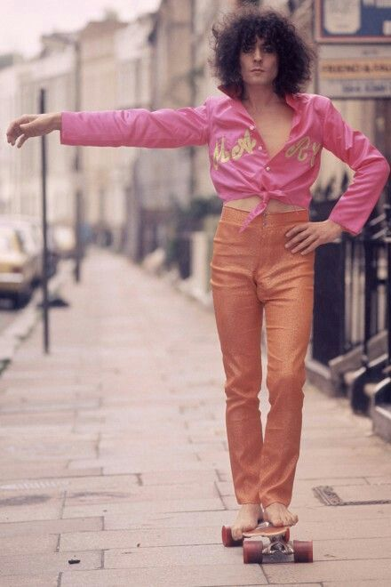 marc bolan totp | 17 Best ideas about Marc Bolan on Pinterest | Glam rock, Gong band and ...