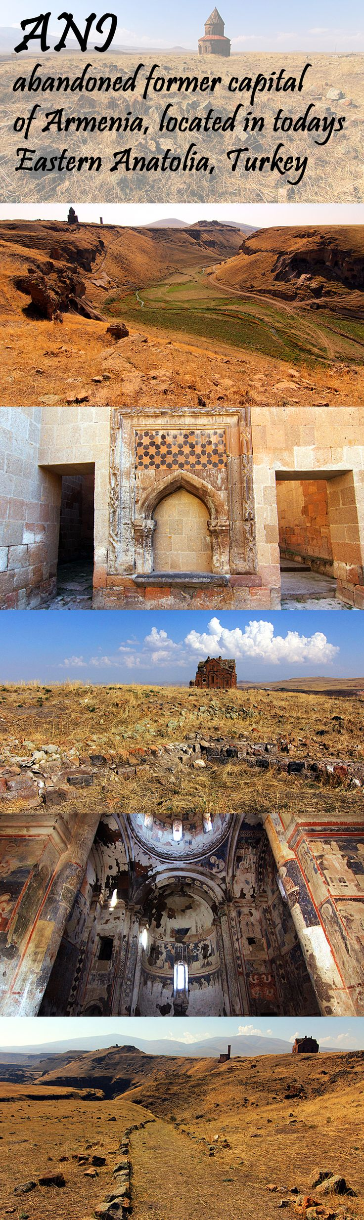 Strange and unusual sights in Armenia