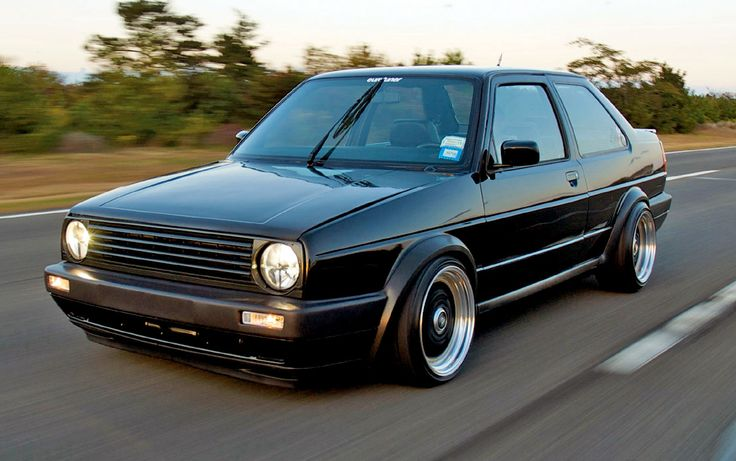 1991 VW Jetta Coupe. I loved Jettas so much back when they were still boxy.