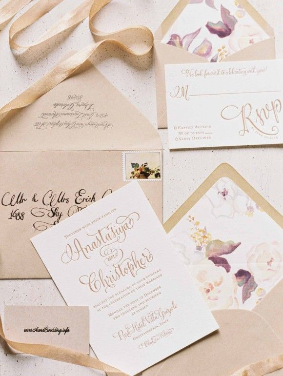241 best paper goods & wedding invitations images on pinterest, Wedding invitations