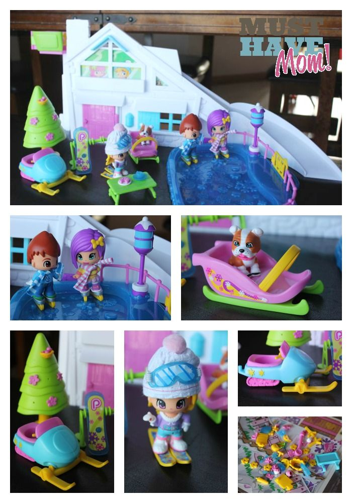 Win Pinypon Ski Lodge, Car & Tow or Nenuco Baby & Cradle! (sponsored) giveaway ends 12/11 from Must Have Mom!