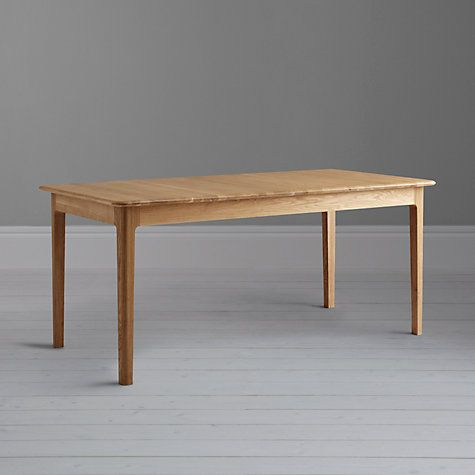 Buy John Lewis Harmony 6 12 Seater Extending Dining Table Online At Johnlewis