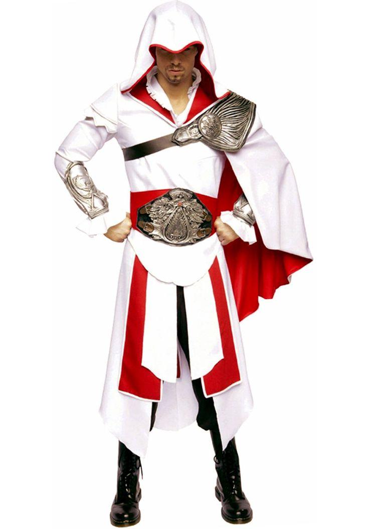 Assassins Creed Costume, Brotherhood Assassins Creed Outfit - Superhero Costumes at Escapade™ UK - Escapade Fancy Dress on Twitter: @Escapade_UK