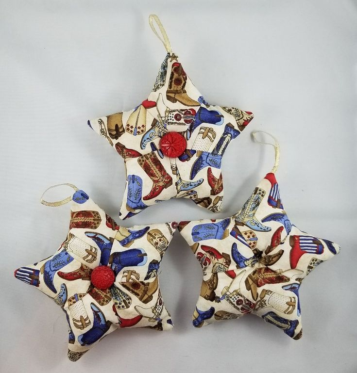 Rodeo/Cowboy Christmas Tree Ornaments  Hey y'all adorn your tree with a cowboy theme.  These would also make perfect holiday gifts  Lets get that tree looking rodeo holiday ready  Check out our store for more details