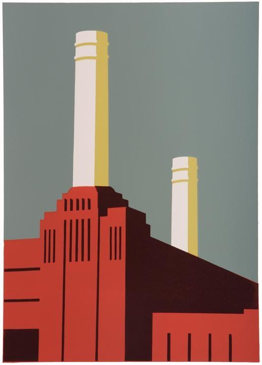 Battersea Brick, Paul Catherall