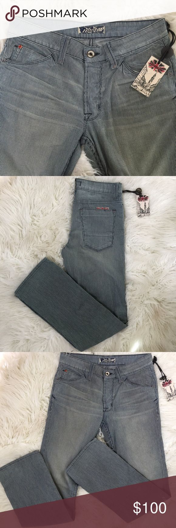 Authentic Hudson Bootleg Jeans NWT Authentic Hudson jeans new with tags. Size 32 💕 Hudson Jeans Jeans Boot Cut