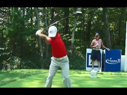 Anthony Kim great golf swing at 1 Step to Better Golf