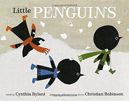 Little Penguins   MAIN Juvenile PZ7.R982 Lgm 2016  - check availability @ https://library.ashland.edu/search/i?SEARCH=0553507702