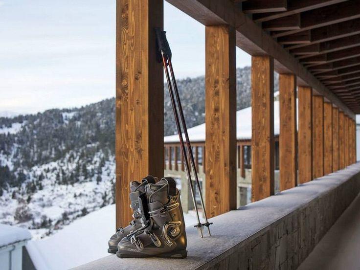 6 ξενώνες και ξενοδοχεία για σκι