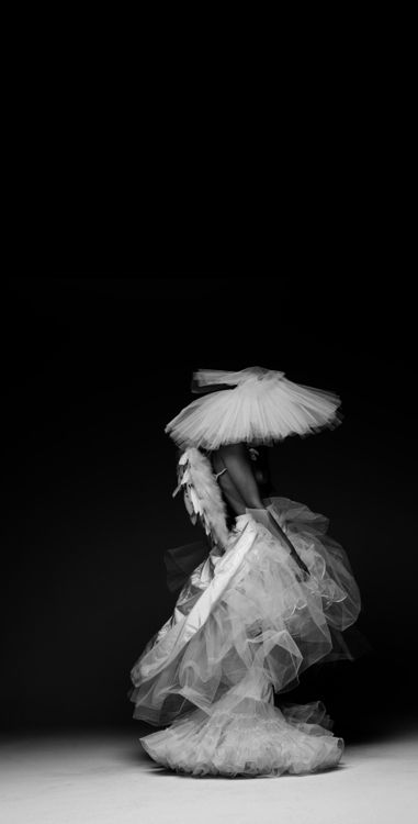 Tutus... Ballet inspired photography by Peter Coulson. Model: Tara Hurster.