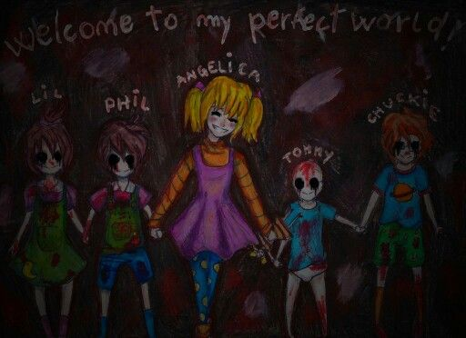 Rugrats Creepypasta 720 best images about ...