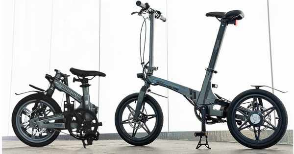 Is This 12kg Folding Electric Bike The Lightest On The Market