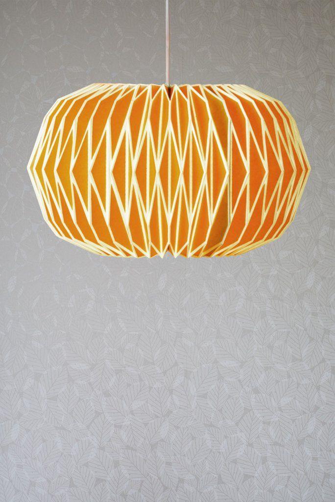 Alena paper lampshade