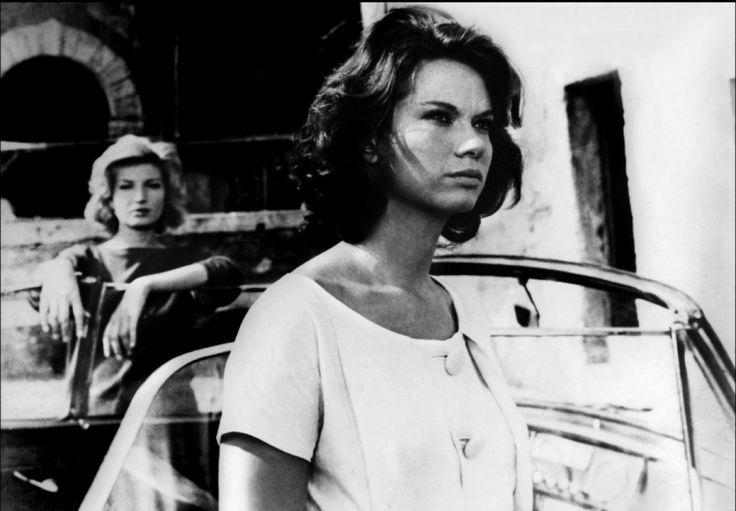 """Lea #Massari e Monica #Vitti - """"L'avventura"""" di #Antonioni"""