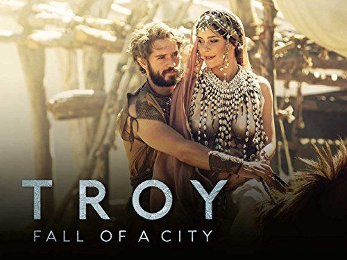 Troy Fall Of A City 2018 Tv Pinterest Tv Series Tv Series