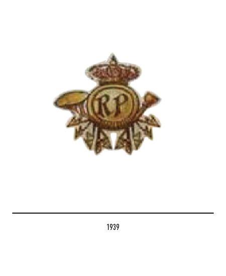 Marchio Poste Italiane - 1939