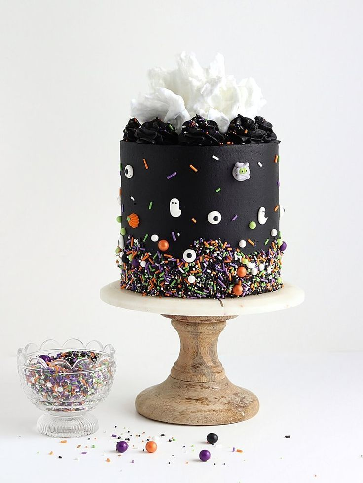 Spooky Night Whimsical Blend Sprinkles For Baking /& Decorating Baked Goods