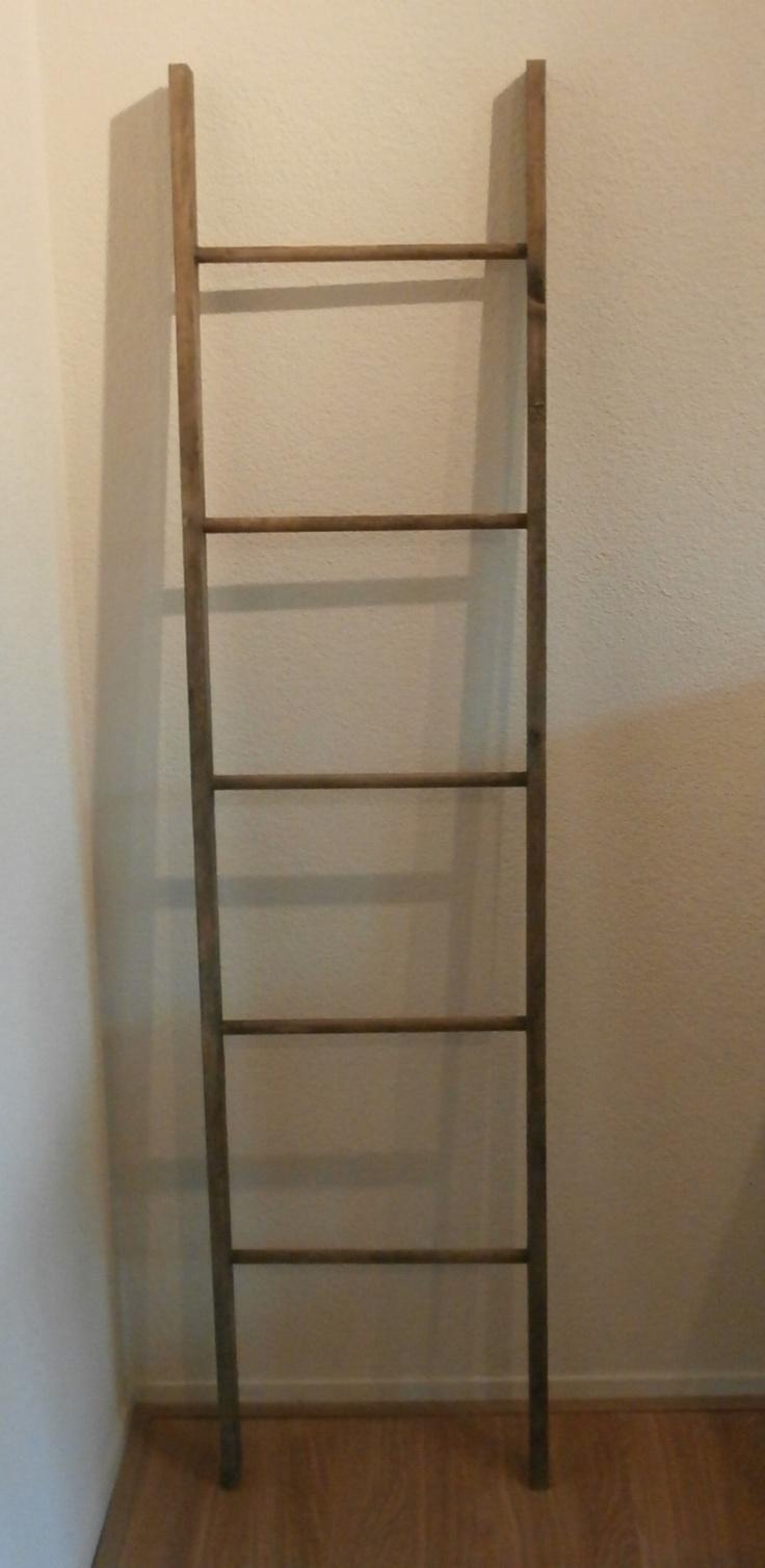 Ladder hoogte 170cm