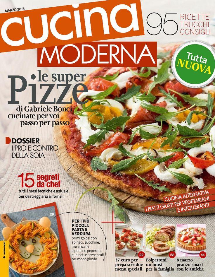 Cucina moderna marzo 2015