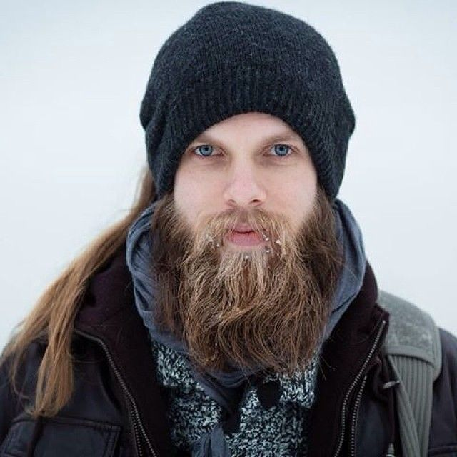 Beards And Mustaches: Alexander Quentin Goldovsky