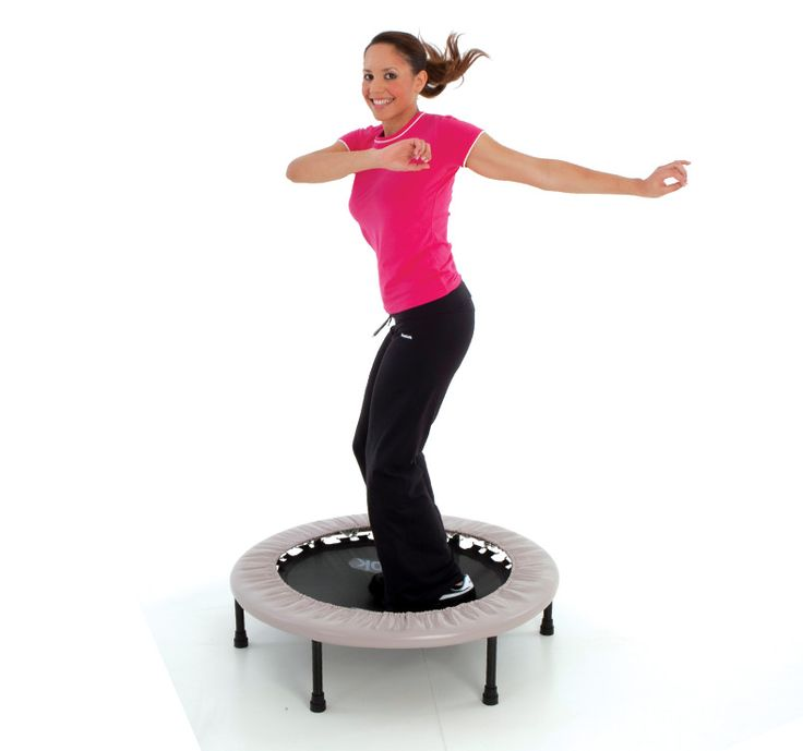 Best 25+ Mini Trampoline Workout Ideas On Pinterest