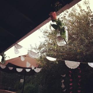 Mom's Surprise Party!  Vintage Garden Party Theme