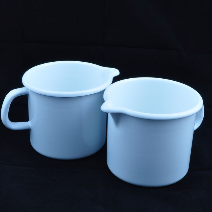 Jugs! High Quality Enamelwear. You just cannot have enough! Perfect for Alfresco dinning this Spring! Designtrade.com.au