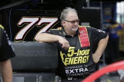 Furniture Row Racing Crew Member James Watson Passes Away #NASCAR