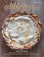 Edible magazine - Dallas/Fort Worth