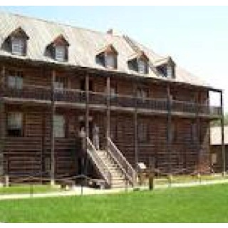 Fort Edmonton Park- I volunteered here one summer on 1820's street, one of the best summers!