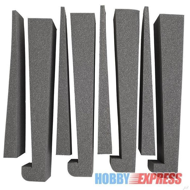 Brand New Studio Monitors Speaker Isolation Pad Foam Made