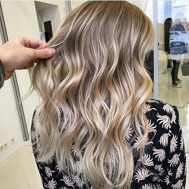 Dimensional Beige Blonde