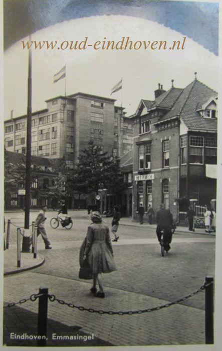 Kruispunt Willemstraat/Emmasingel/Keizersgracht/Vrijstraat/Kleine Berg