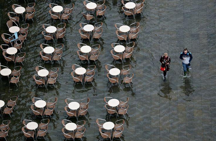 Passeggiate veneziane - Stefano Rellandini, Reuters/Contrasto