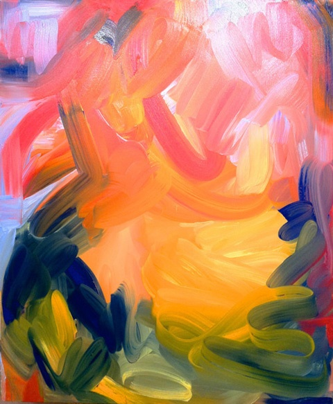 Paintings by Brendan Smith