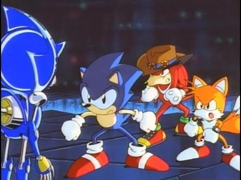 Sonic the Hedgehog The Movie FULL (1999) - YouTube