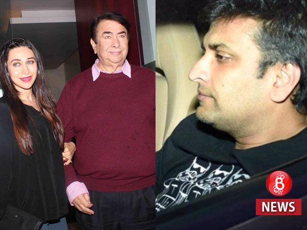 Daddy Randhir Kapoor opens up on Karisma Kapoor's marriage