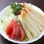 サラダの店サンチョ - ホワイトアスパラサラダ