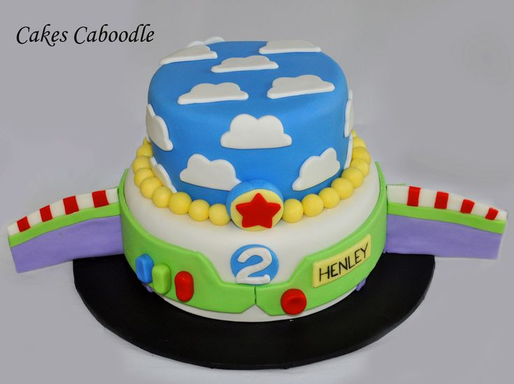 Cakes for Boys on Pinterest | Buzz Lightyear, Golf Cakes and ...