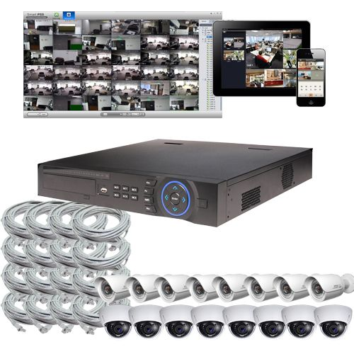 Skyway Security - Digital Security Solutions - 16 IP Camera System with Outdoor Domes / Outdoor Bullets, $3,467.00 (https://www.skywaysecurity.com/16-ip-camera-system-with-outdoor-domes-outdoor-bullets/)