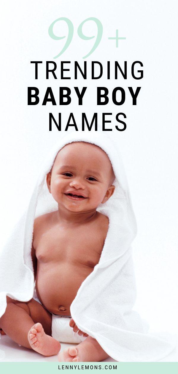 Italian Boy Name: Trending Boy Names 2019