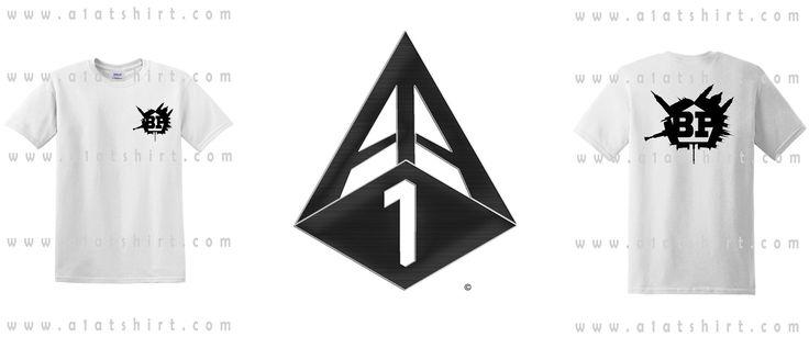A1A T-Shirt, Budapest, new idea, logo