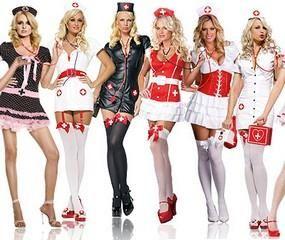 Медицинская вечеринка костюмы