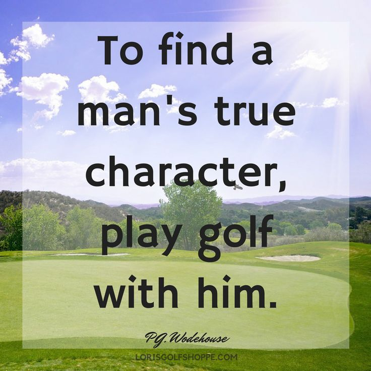 Golf Quotes Inspiration 396 Best Golf Quotes Lessons And Tips Images On Pinterest
