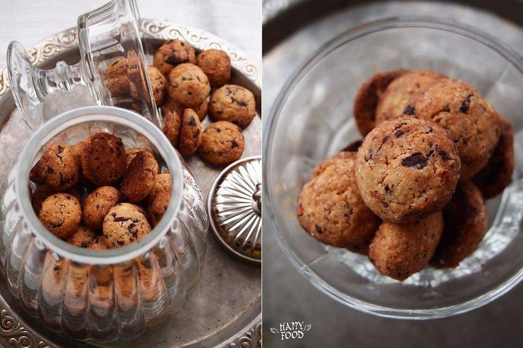 HAPPYFOOD - Печенье с шоколадом и солью