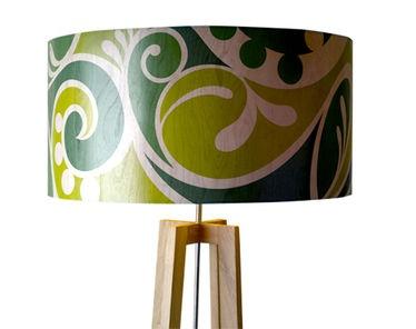 Shane Hansen : Kowhai Lamp Shade