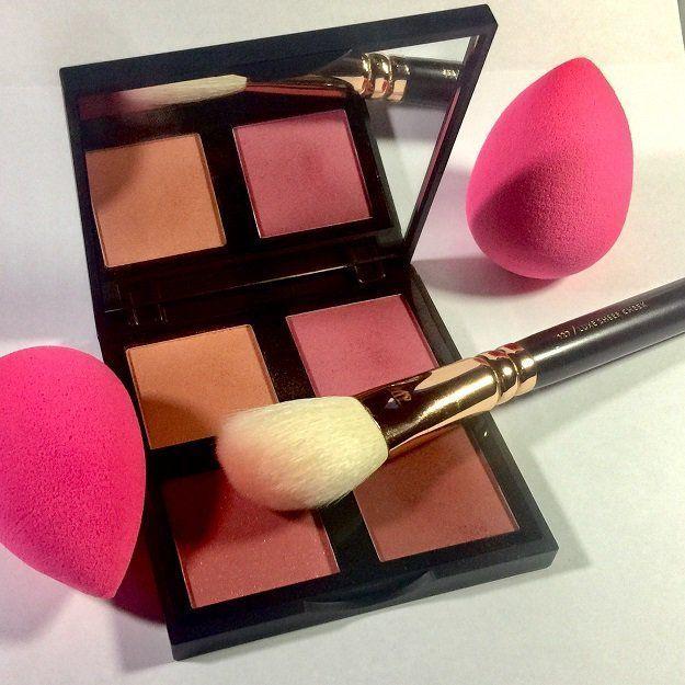 Makeup Tutorials & Makeup Tips :   $6 Dollar Elf Blush Everyone Is Crazy About | Makeup Review    -Read More –   - #Makeup