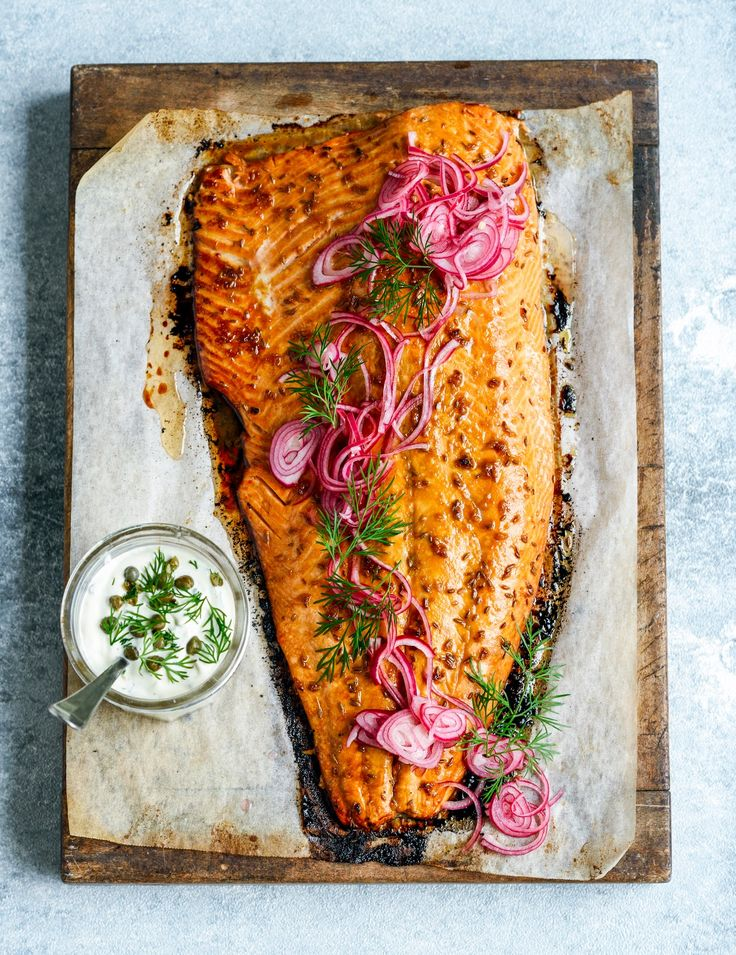 From The Kitchen: Search results for salmon with pomegranate
